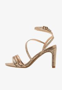 Divine Factory - Sandály na vysokém podpatku - gold - 1