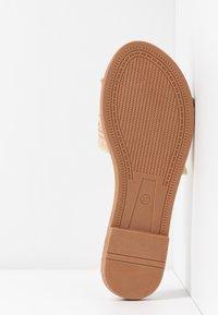 Divine Factory - Pantofle - beige - 6
