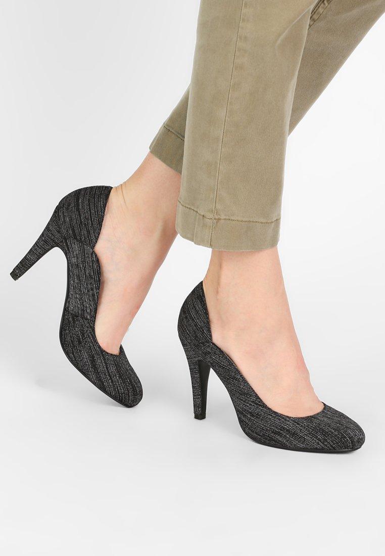 Divine Factory - High heels - black