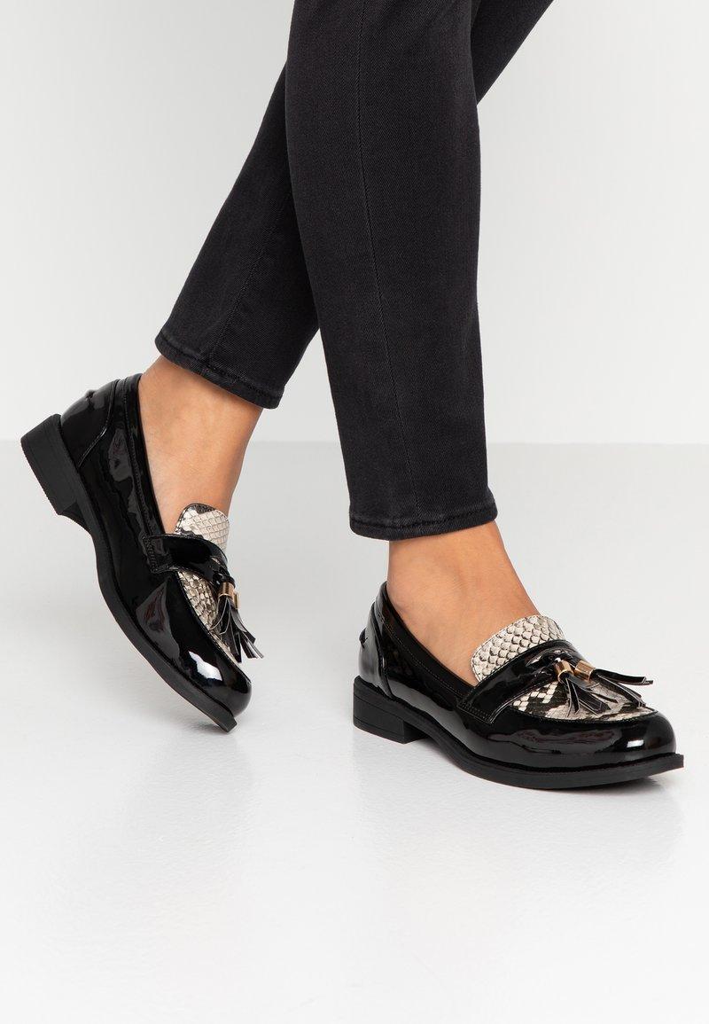 Divine Factory - Loafers - noir