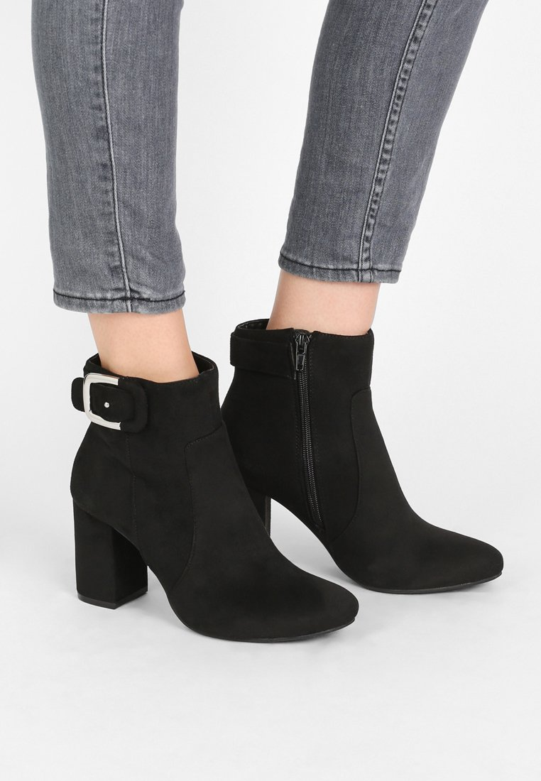 Divine Factory - Bottines - black