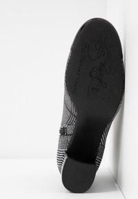 Divine Factory - Ankelstøvler - noir - 6