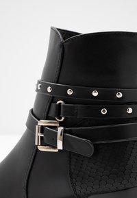 Divine Factory - Boots à talons - noir - 2