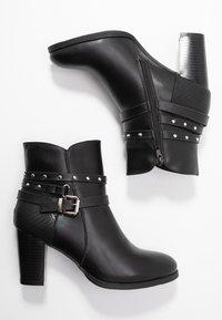 Divine Factory - Boots à talons - noir - 3