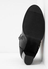 Divine Factory - Boots à talons - noir - 6