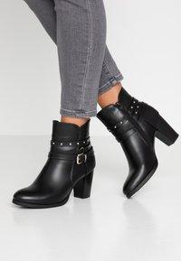 Divine Factory - Boots à talons - noir - 0