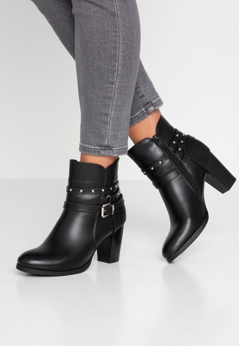 Divine Factory - Boots à talons - noir