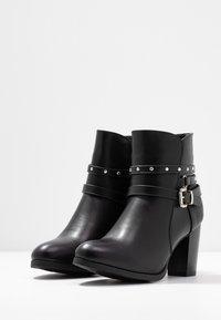 Divine Factory - Boots à talons - noir - 4