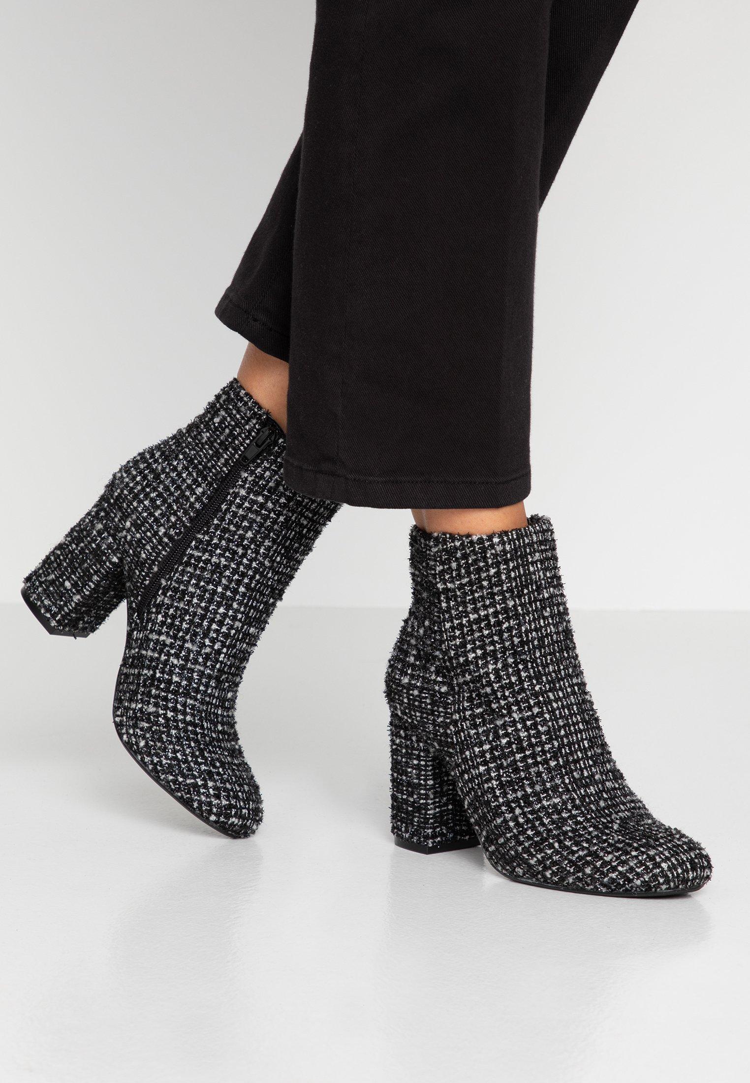 Divine À À TalonsBlack Boots Boots Factory Divine Factory kP8O0nw