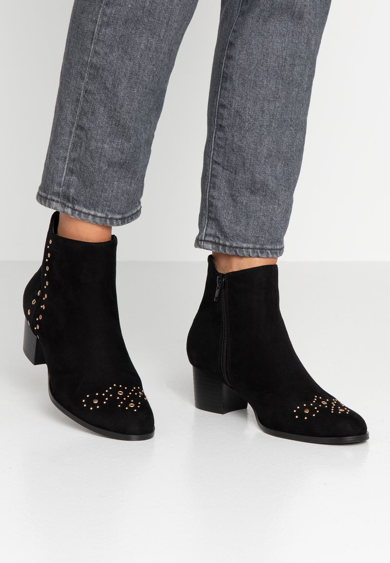 Divine Factory - Kotníkové boty - noir