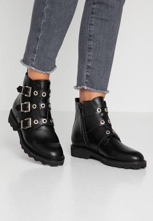 Ankelboots - noir