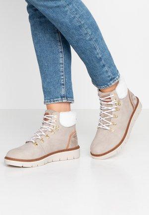 Kotníková obuv - beige