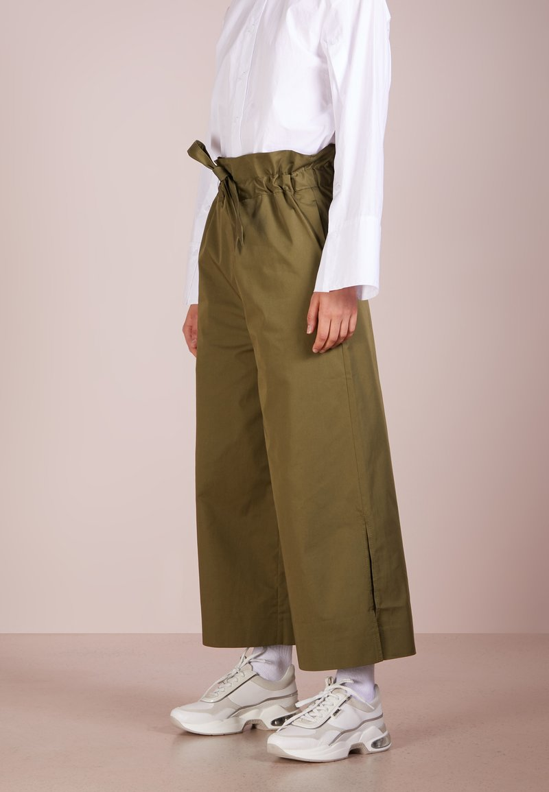 House of Dagmar - MEISA - Trousers - utility green