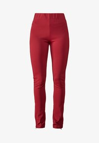 House of Dagmar - MEGGY - Leggingsit - burgundy - 3