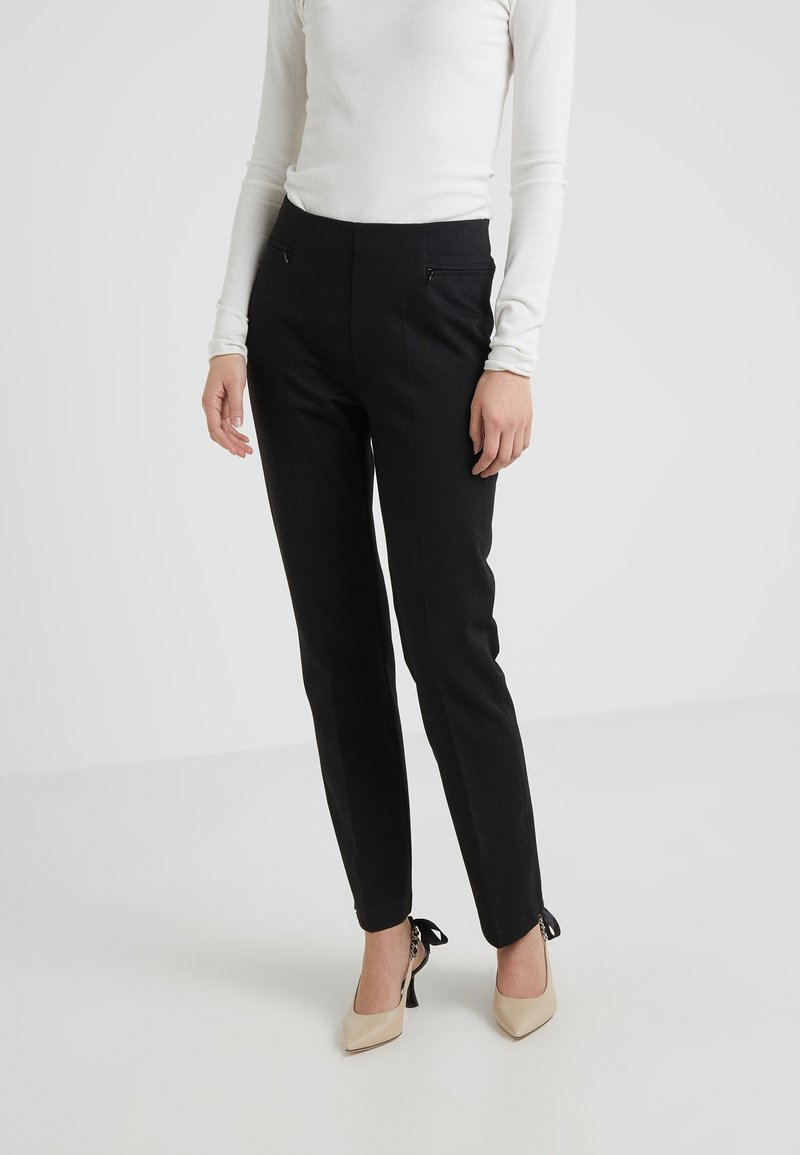 House of Dagmar - SONJA - Pantalones - black