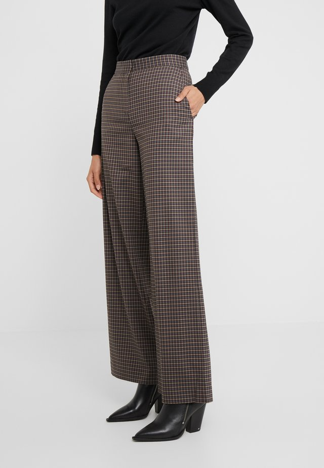 ANTIONETTE - Trousers - multi check