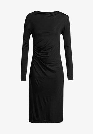 JOSITA - Jerseykleid - black