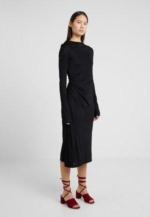 JOSITA - Vestito di maglina - black
