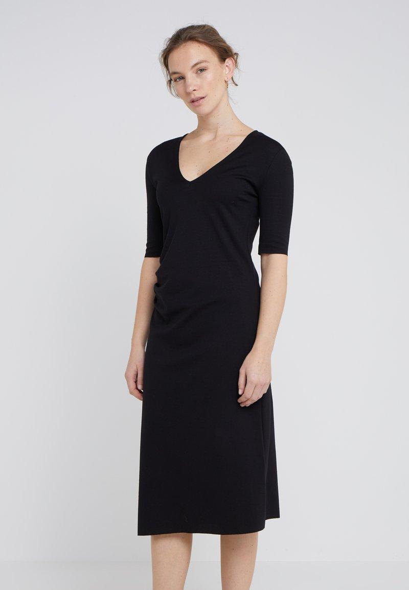 House of Dagmar - YLVA - Day dress - black