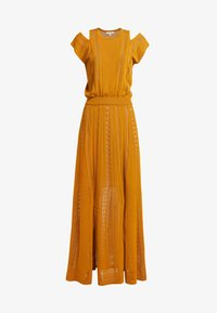 House of Dagmar - GRACE - Maxi dress - saffron - 4