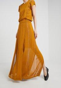 House of Dagmar - GRACE - Maxi dress - saffron - 3