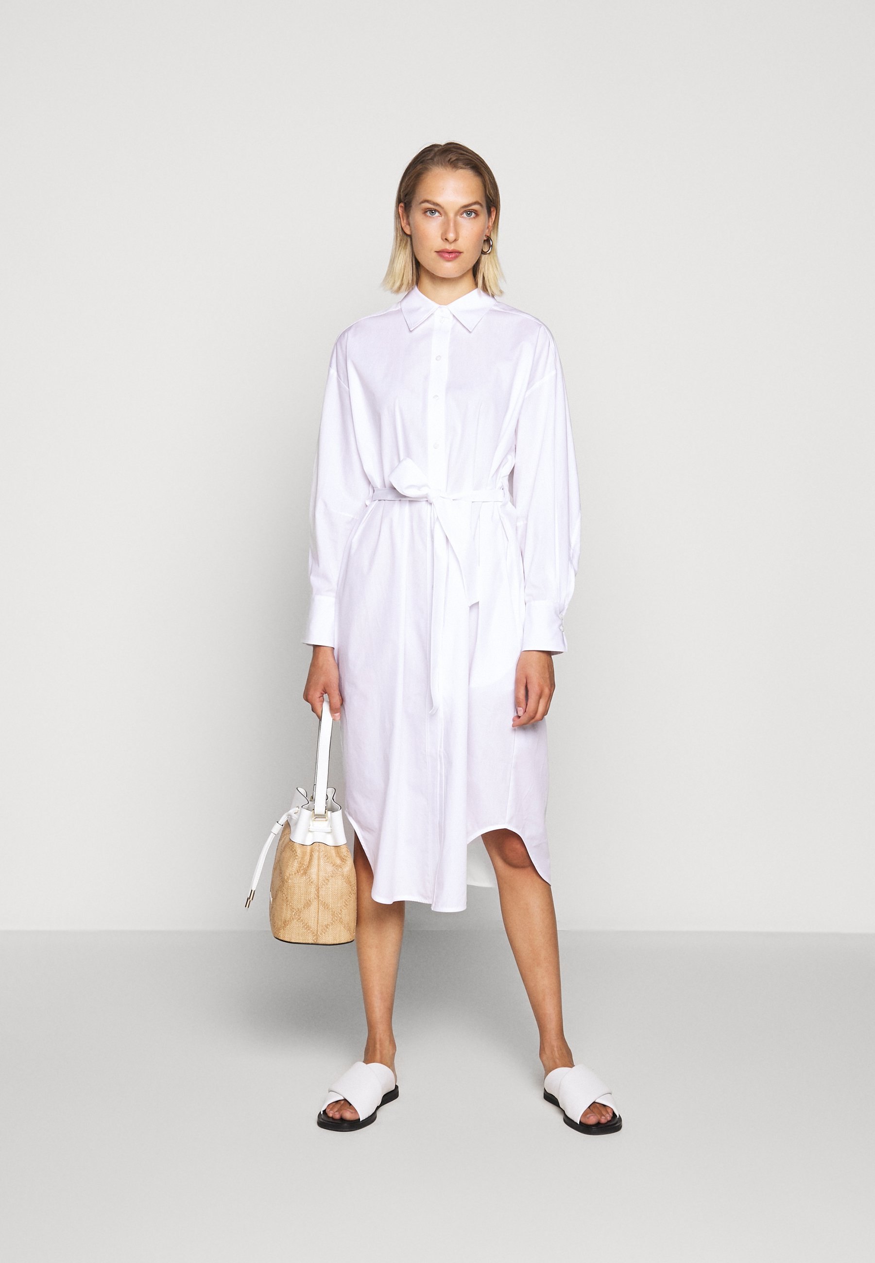 House Of Dagmar Ellie - Blousejurk White