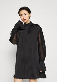 House of Dagmar - MEISA - Vestito elegante - black - 0