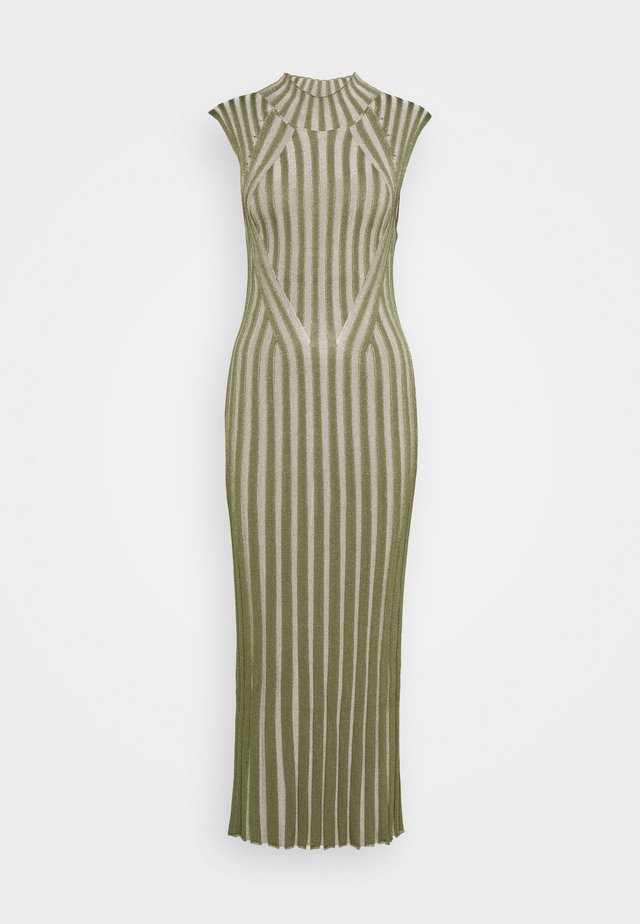 MARGHERITA - Maxi dress - sage