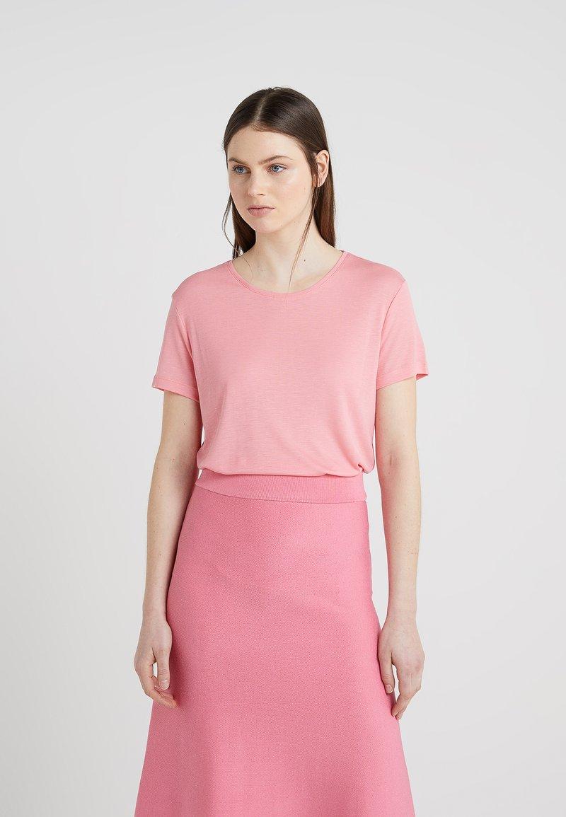House of Dagmar - UPAMA - T-shirt basique - pink