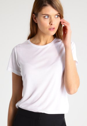 UPAMA - T-shirt basic - white