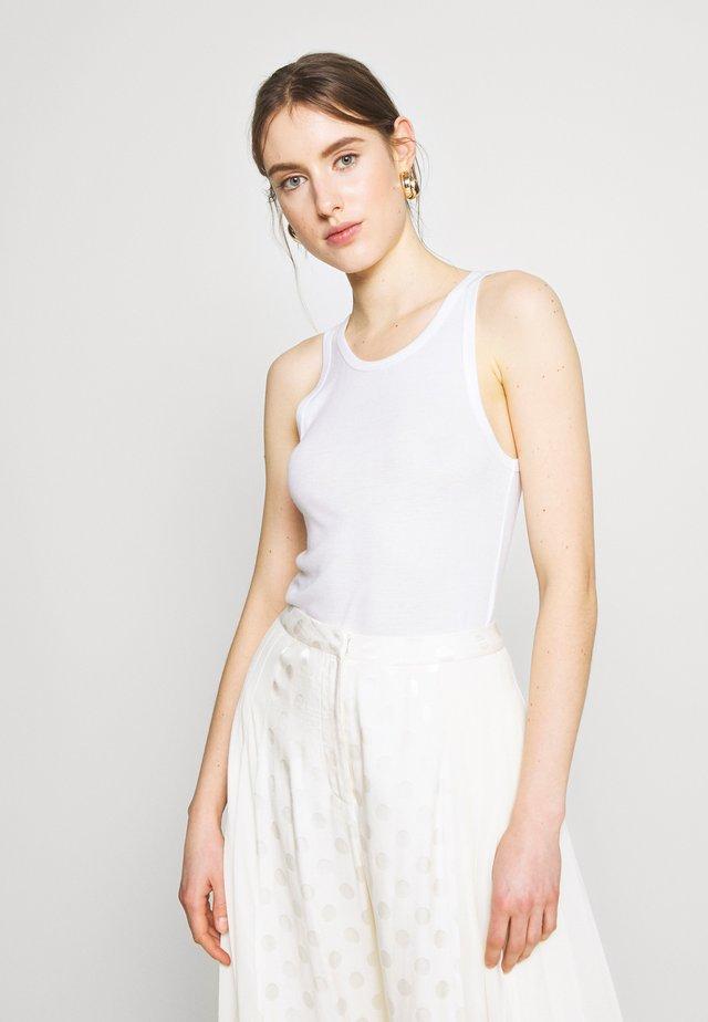 MANDY - Toppe - white