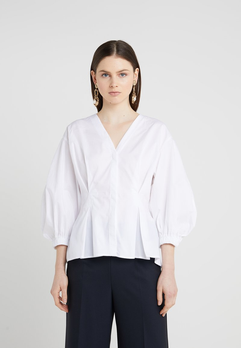House of Dagmar - MARLENE - Bluse - bright white