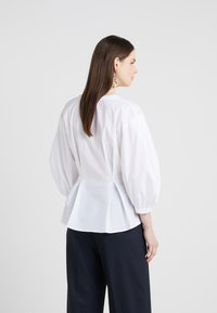House of Dagmar - MARLENE - Bluse - bright white - 2