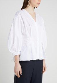House of Dagmar - MARLENE - Bluse - bright white - 4