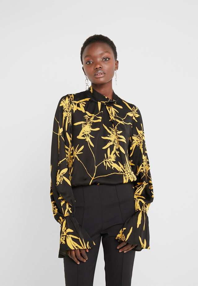 DALMA - Blouse - gold