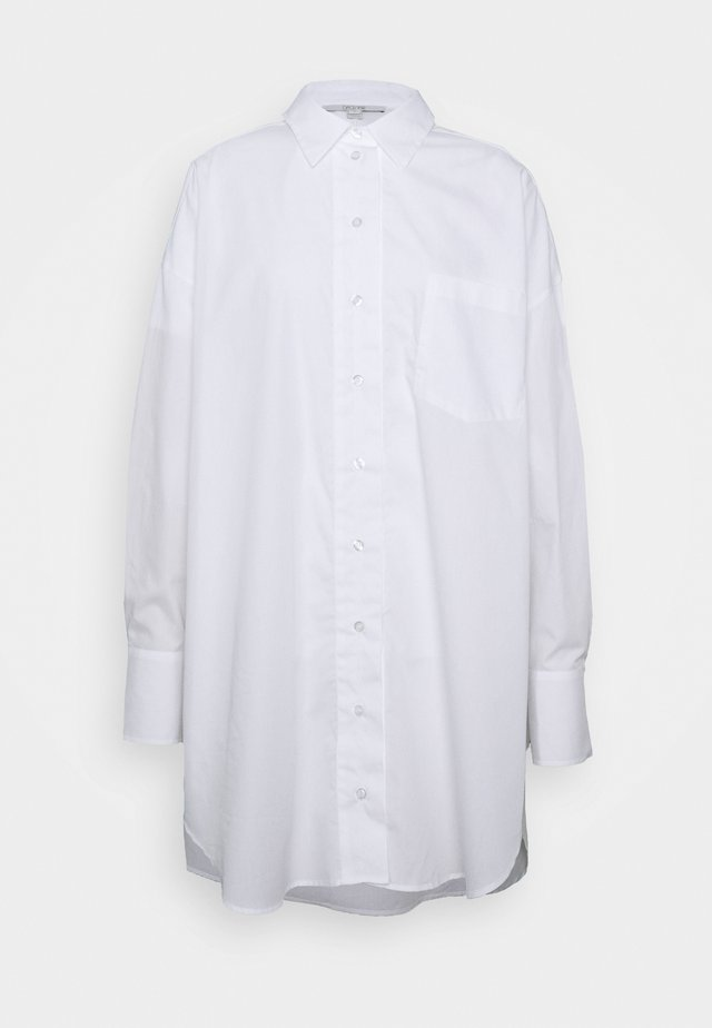 ELLIONOR - Button-down blouse - white