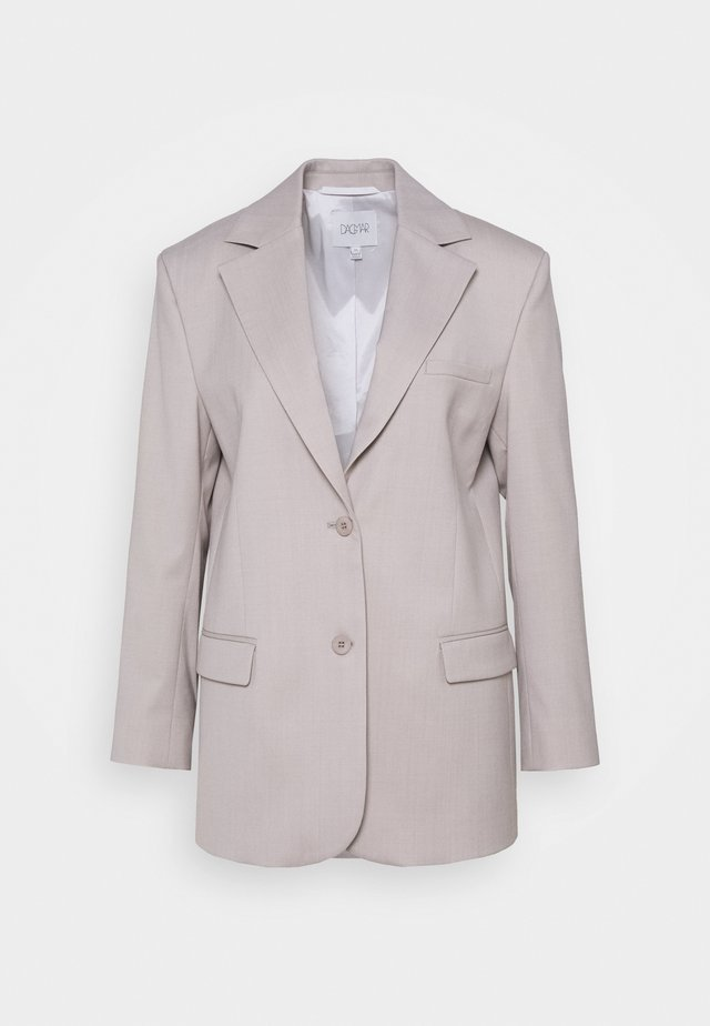 AGGA - Blazer - light grey