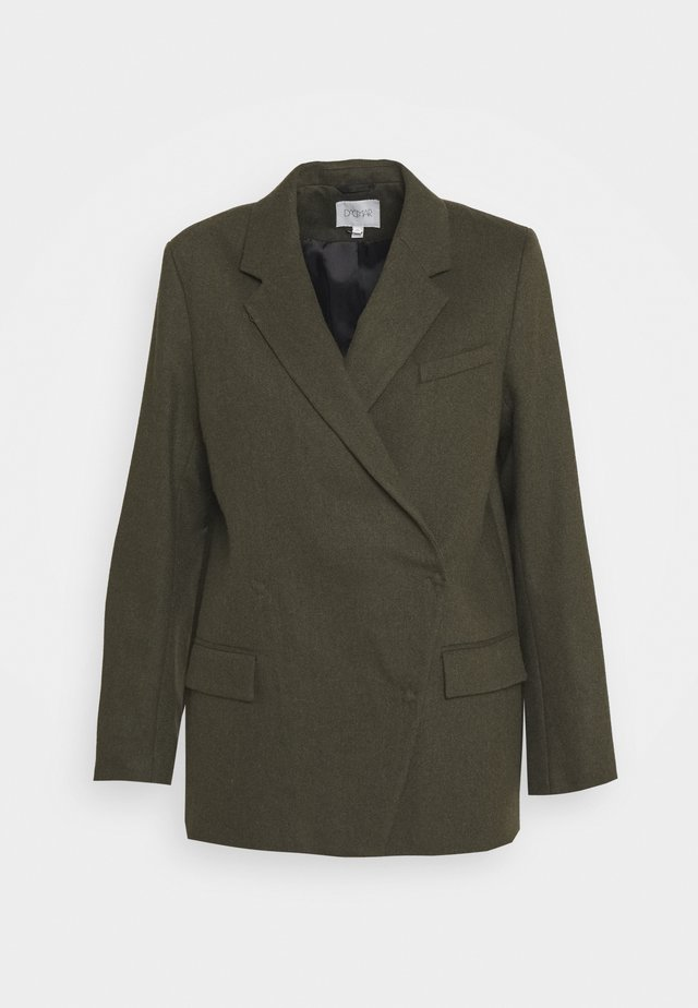 ANISSA - Manteau court - dark green