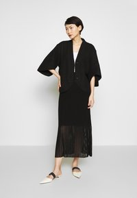 House of Dagmar - BEA - Kardigan - black - 1