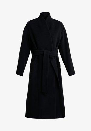 ALIDA - Wollmantel/klassischer Mantel - black