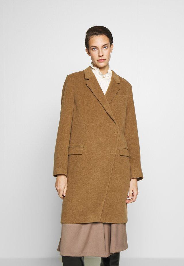 ANISSA - Classic coat - camel