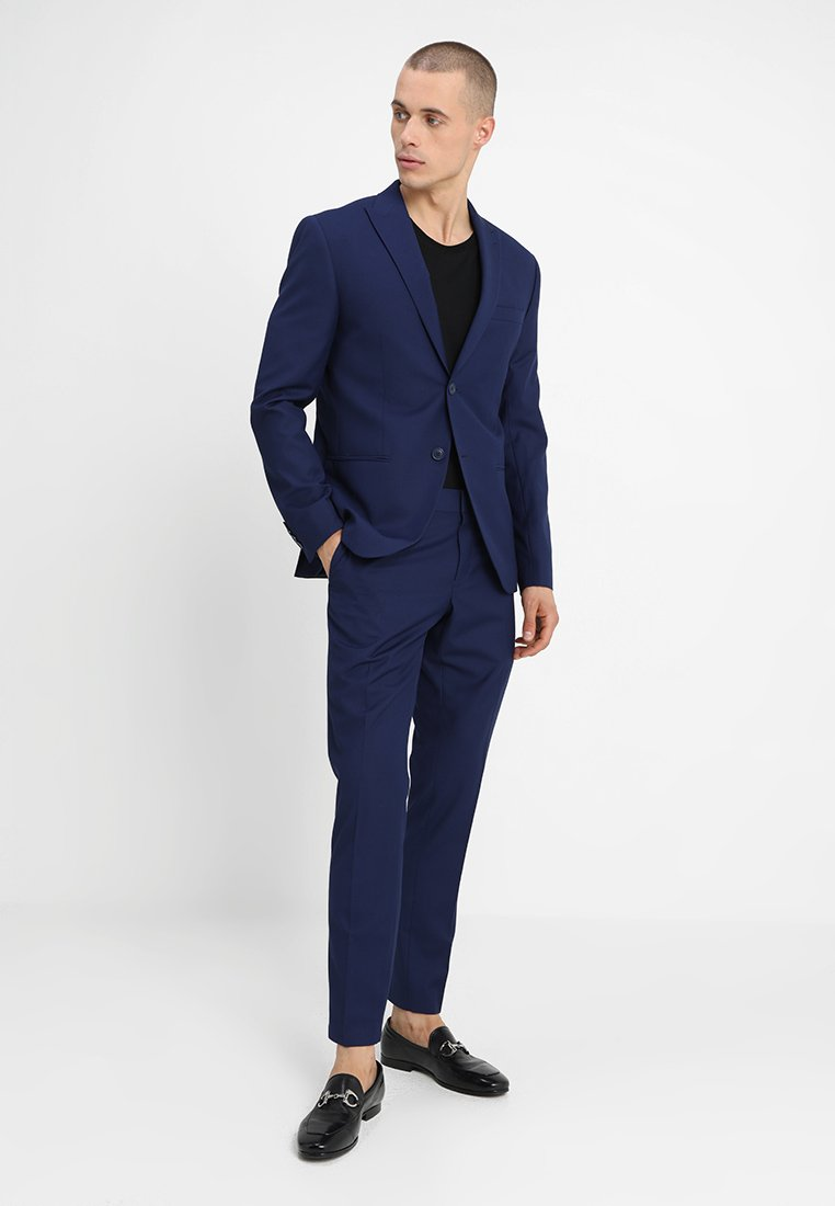 Isaac Dewhirst - FASHION SUIT SLIM FIT - Anzug - blue
