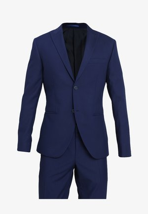 FASHION SUIT SLIM FIT - Oblek - blue