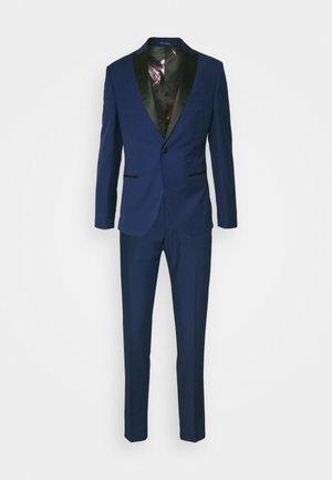 FASHION SUIT SLIM FIT - Suit - blue