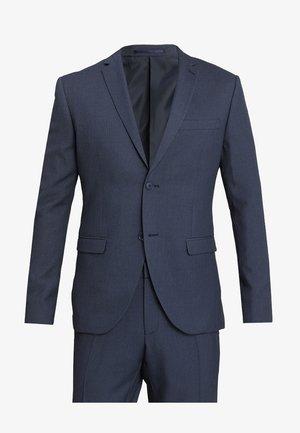 FASHION STRUCTURE SUIT SLIM FIT - Kostuum - blue