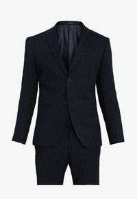Isaac Dewhirst - FASHION STRIPE SUIT - Suit - navy - 11