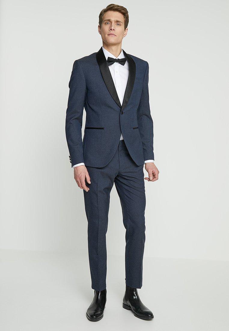 Isaac Dewhirst - TUX - Suit - dark blue