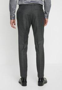 Isaac Dewhirst - SUIT CHECK - Kostuum - dark grey - 5