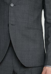 Isaac Dewhirst - SUIT CHECK - Kostuum - dark grey - 9