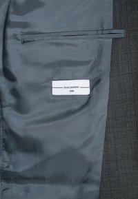 Isaac Dewhirst - SUIT CHECK - Kostuum - dark grey - 10